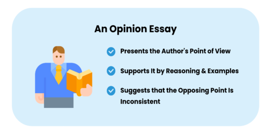 How to write an opinion essay structure online resume different than paper