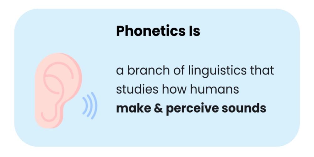 English Phonetic System International Phonetic Alphabet