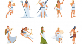 The Odyssey: Characters