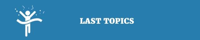 last topics 50 list