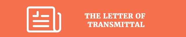 the-letter-of-transmittal