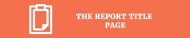 the-report-writing-title