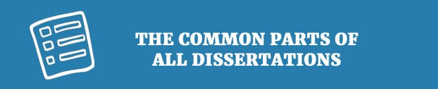 The common-parts of all dissertation