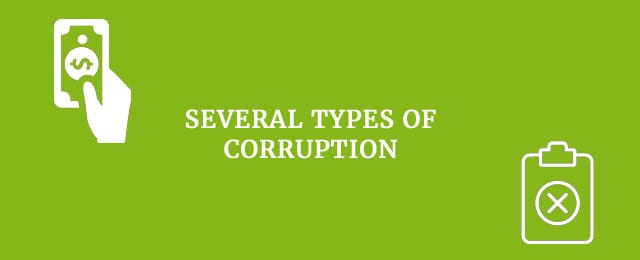 several-types-of-corruption