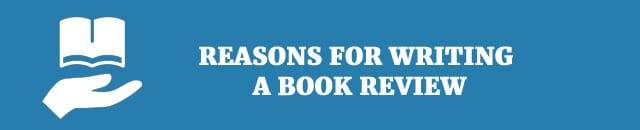 Reasons for writing a book review