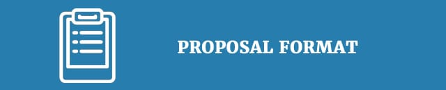 proposal-format