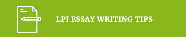 lpi sample essay Sample essays  agree or disagree (lpi essay)(argumentative essay) world  internet usage (description & comparison analysis essay) discuss canada's.