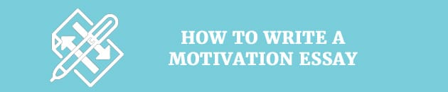 Motivational tips for writing an essay?