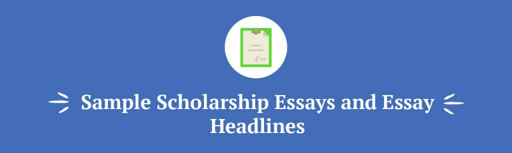 why i need this scholarship Frequently asked questions about scholarships  how do i qualify for need-based scholarships  rather than a scholarship in the usual sense of the word,.