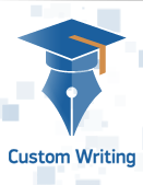 Custom-Writing logo