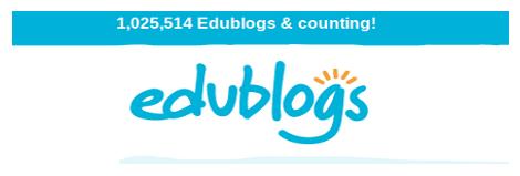 Edu Blogs Logotype