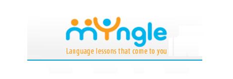 Myngle logotype