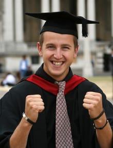 Dissertation acknowledgment
