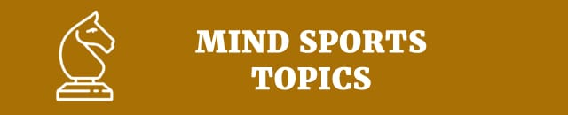 mind sport topics speech