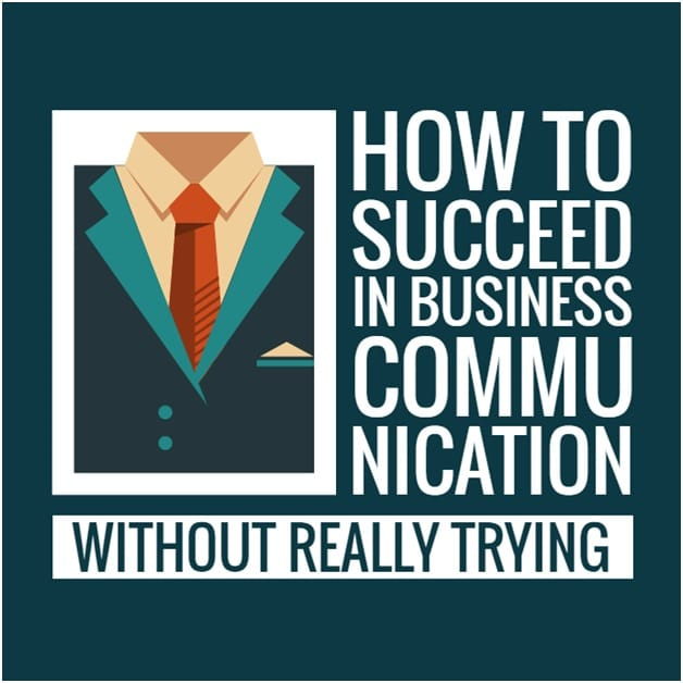 Just like in any other industry, communication in business has a few ...