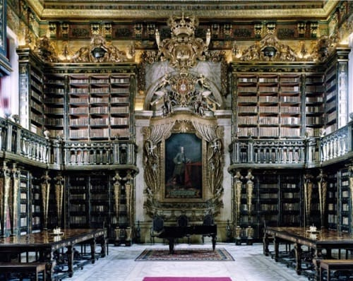 Coimbra General Library