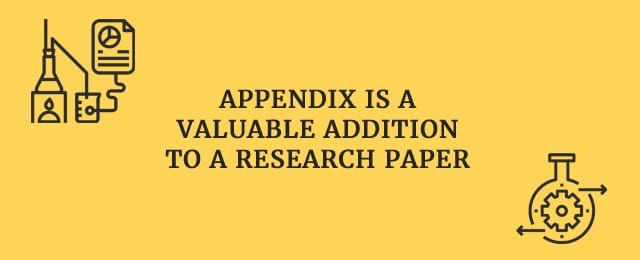 Appendi is a valuable addition to a research paper