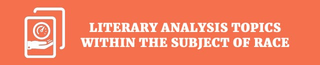 an analysis of the topic of the race You can use the same kinds of analysis to find low-value audiences that you used to find your high-value audiences:  analyze demographics and interests data.