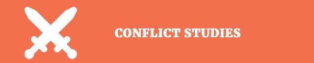 conflict studies