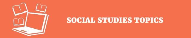 social studies topics