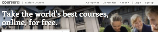 Coursera harvard distance education