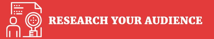 research-your-audience