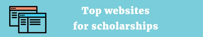 Top websites for scholarships