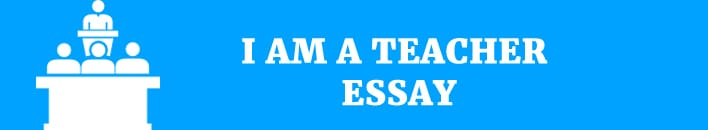 reason for becoming a teacher essay Below is an essay on why become a teacher from anti essays, your source for research papers, essays, and term paper examples a teacher is defined as someone who gives instruction and communicates skills.