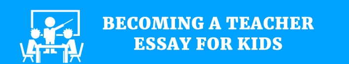 if i become a teacher essay writing A good teacher essay essaysteachers have the very important responsibility of shaping the lives of young, impressionable children with this responsibility comes.