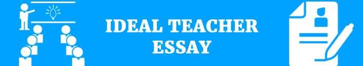 describe teacher essay If we are to describe an ideal teacher in a few words, we must say that he should have the ability to serve as a model before his students qualities of an ideal teacher an ideal teacher, above all, should be a good teacher.
