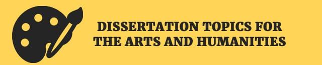 Art dissertation topics