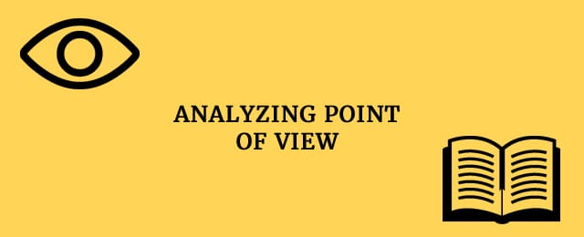 Analyzing point of view