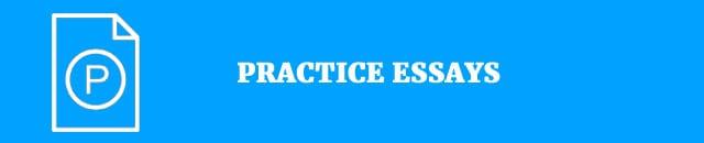 Practice essays