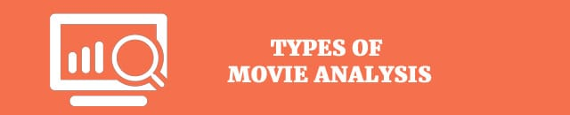 Analyzing movies for an essay