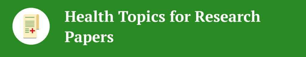 medical topics for research paper This is a list of medical topics your source for the latest research news  2017 — a study of the impact and research topics of neuroscience papers from 2006-2015 has shown that the number of .