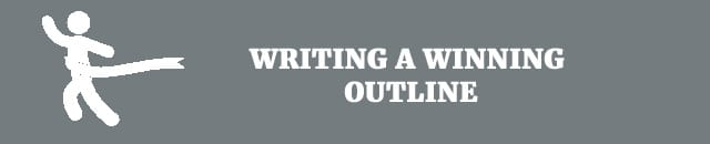 Writing a winning outline
