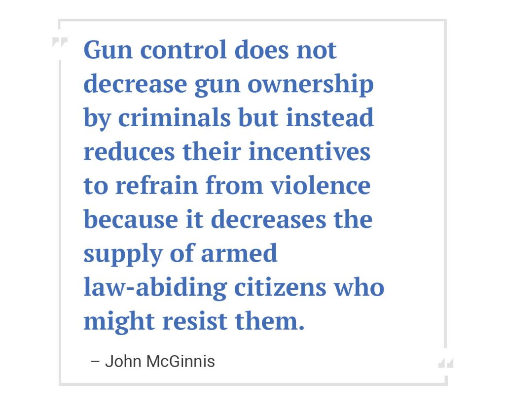 a discussion of gun control and the markets Free gun control papers gun control, gun violence, shootings of these incidences have purchased their firearms either from black markets.