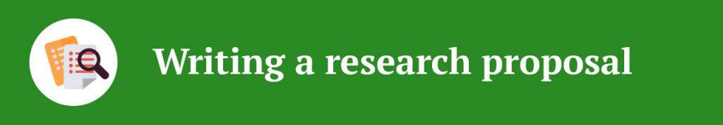 a list of 22 brilliant research proposal topics to investigate