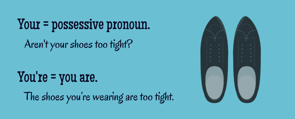 your-possessive-pronoun-youre-you-are