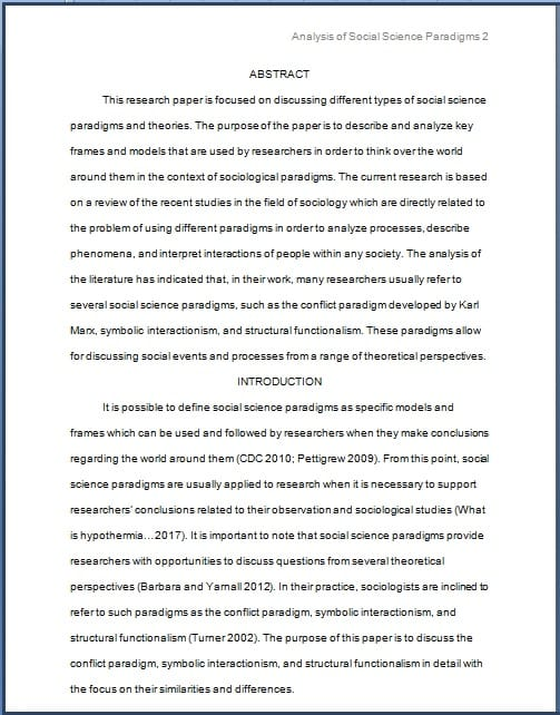 CSE Abstract and First Page
